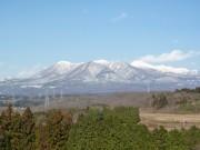 那須の山々 ~2010年12月~